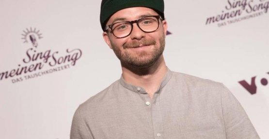 German singer: Mark Forster wants to face his Fears