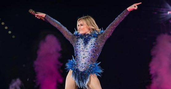Helene Fischer: With your concerts, you creams powerful