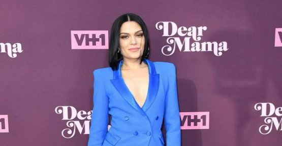 Jessie J: Channing Tatum strip show