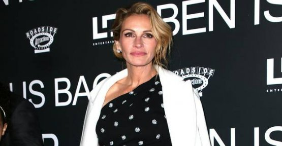 Julia Roberts: Look of the day