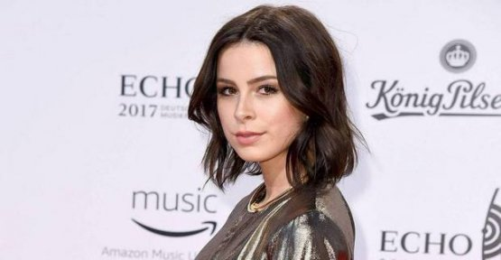 Lena Meyer-Landrut: Impressive photo against hate-comments