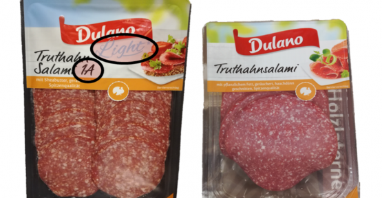 Light-Salami from Lidl contains more fat than classic variant