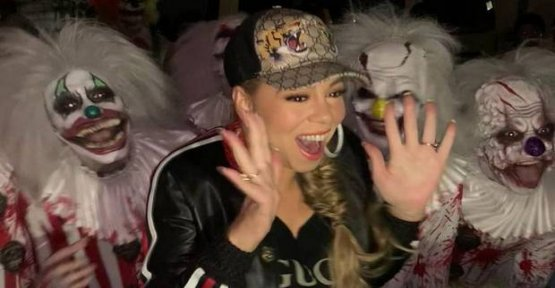 Mariah Carey: celebrity picture of the day