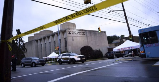 Massacre in the American synagogue: hate crime
