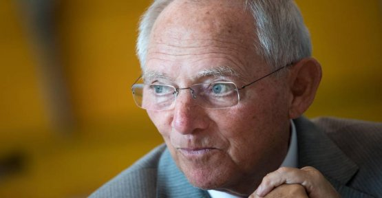 News: Schäuble promotes in the struggle to CDU party leader for Merz
