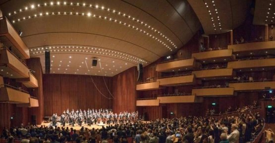 On the road: Berlin Philharmonic orchestra on Asia Tour