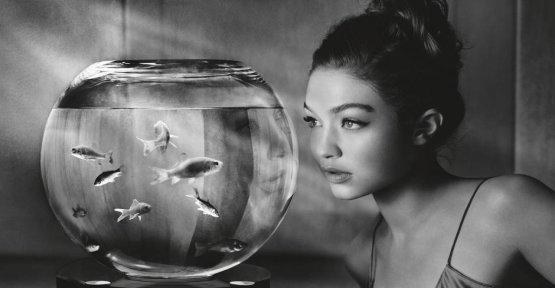 Pirelli calendar 2019: Gigi Hadid as the Femme fatale