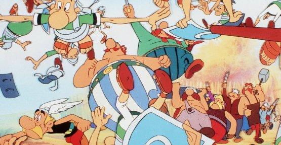 Quiz: half A century of Asterix in English, by Jove!