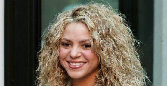 Shakira: winner of the day