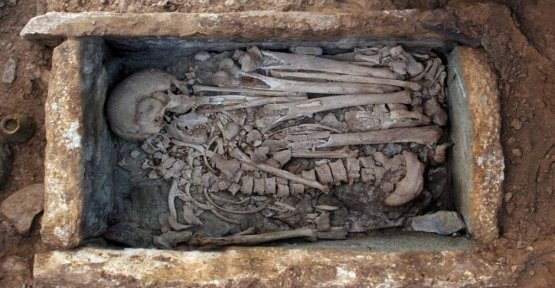 Spain: immigration brutal – 4500 years ago, every man in Spain was killed