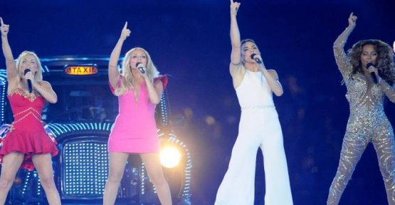 Stage Comeback: the Spice Girls want to go back on tour