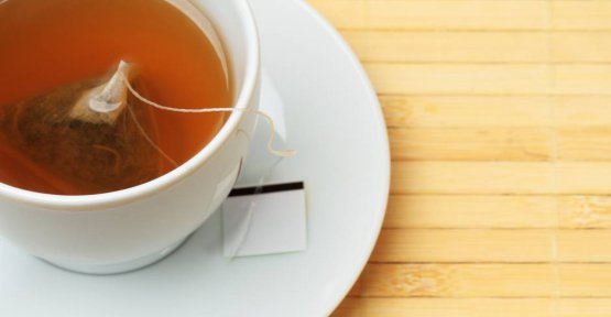 Tea: Why it should only be used with boiling water prepared