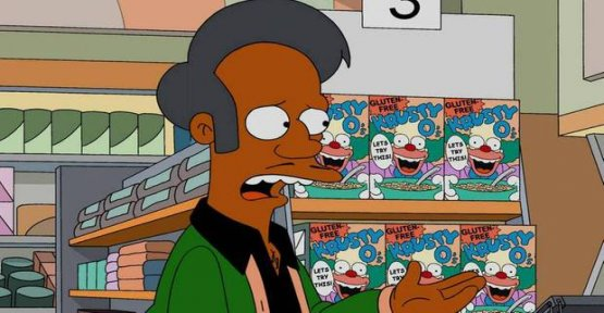The Simpsons: the series Creator Apu fall?