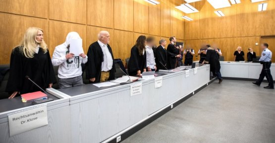 The process of group rapes in NRW: Prosecutor demands long prison sentences