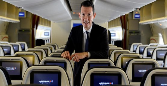 What is the strategy for Ben Smith, Air France-KLM