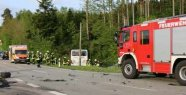 Bus driver dies in accident