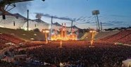 Hot it comes in: the Mega-Show of Rammstein in Munich