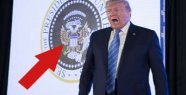 Donald Trump: embarrassing blunder in speech, no one noticed the coat of arms