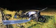 Man dies in Horror Crash with a sports car - the cause of the accident is disturbing