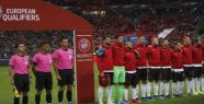 Anthems-Posse before the match: the French make a fool of himself before qualifying victory against Albania twice