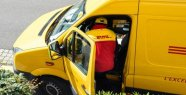 Curious delivery: DHL Courier to missing boy