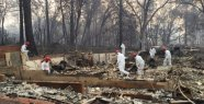 Forest fires in California: More than 600 people are still missing