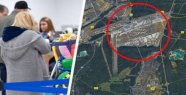 Frankfurt airport: customs controlled 8-Year-old...