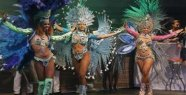 Halameks hot Samba Show at the river Loisach