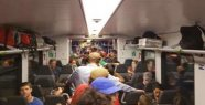 Train Chaos: Meridian remains are passengers...