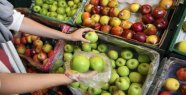 Allergy risk due to supermarket apples:...