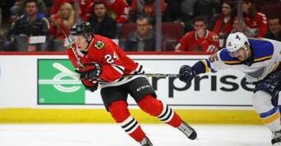 Dominik Kahun is leaving the Chicago Blackhawks - this is his new Team