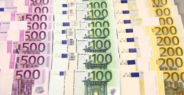 1 Million Dollar In Euro