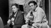 Bob Dylan and Johnny Cash, in a box the story of their collaboration