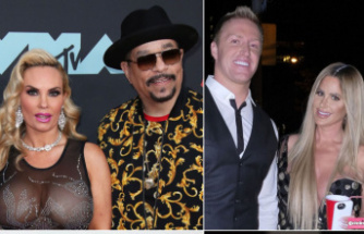 Out Of'Ice Loves Coco' into'Married into Jonas' -- Watch Which Celebrity Couples After Had Reality Shows